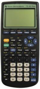 เครื่องคิดเลข TI 83 plus