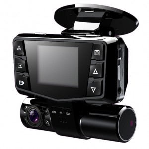 กล้องหน้ารถ
