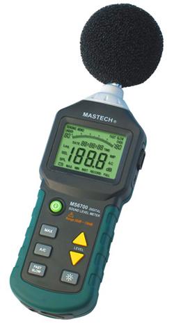 เครื่องมือวัดเสียง Mastech MS6700