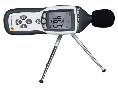 เครื่องวัดระดับเสียง (Sound Level Meter) CEM รุ่น DT-8852