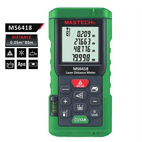 เครื่องวัดระยะเลเซอร์รุ่น MS6418