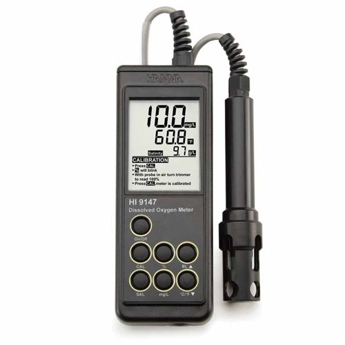 DO Meter เครื่องวัดปริมาณออกซิเจน HI9147