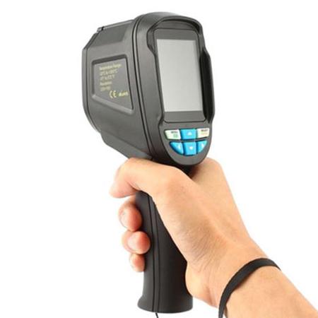 กล้องถ่ายภาพความร้อน Thermal Imaging Camera รุ่น HT-04