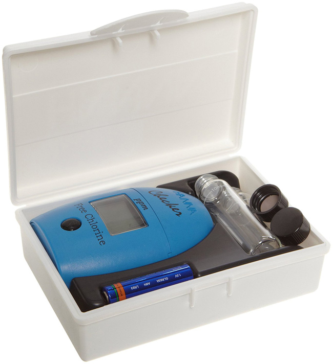 เครื่องวัดคลอรีน Chlorine Meter รุ่น HI701