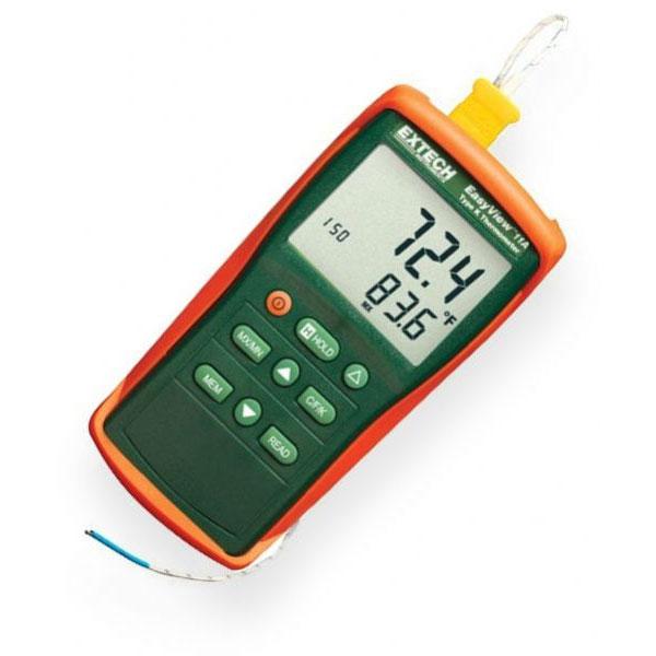 เครื่องวัดอุณหภูมิและความชื้นแบบดิจิตอล-Extech-EA11ANIST