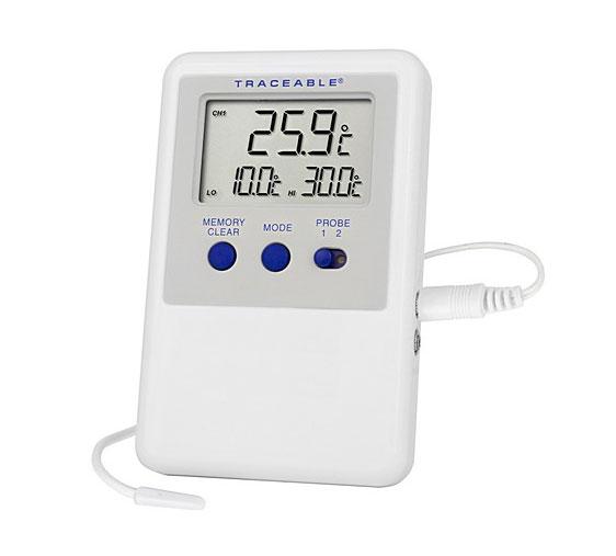 เครื่องวัดอุณหภูมิและความชื้นแบบดิจิตอล-Traceable®-4732