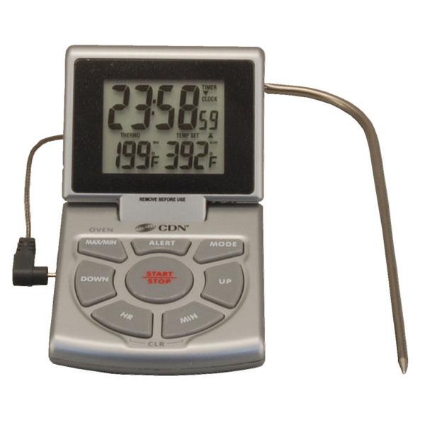 เครื่องวัดอุณหภูมิและความชื้นแบบดิจิตอลCdn-Dttc-S