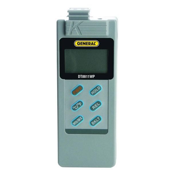 เครื่องวัดอุณหภูมิและความชื้นแบบดิจิตอลDT8811WP