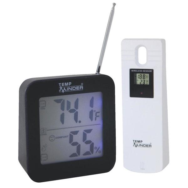 เครื่องวัดอุณหภูมิและความชื้นแบบดิจิตอลMRI-822MX